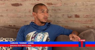 """Carlos Luna: """"Se ha ido perdiendo el sentido de pertenencia"""""""