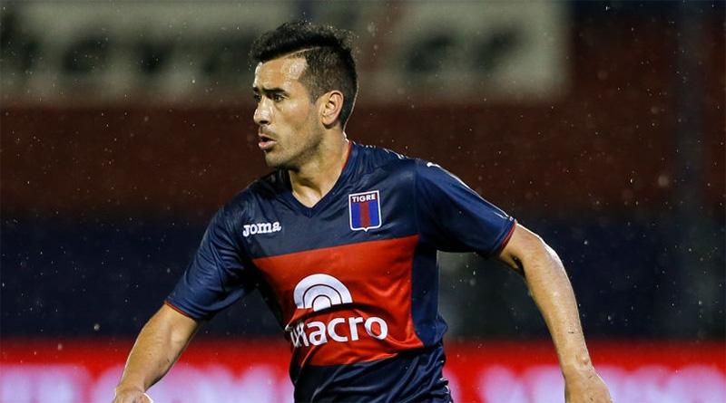 """Jacobo Mansilla: """"Tenemos que mantener la intensidad y el juego que nos caracteriza"""""""