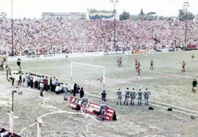 Foto del día: Gol y ascenso del 79