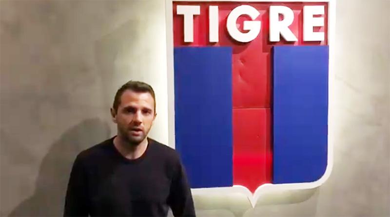 Walter Montillo ya es oficialmente jugador de Tigre